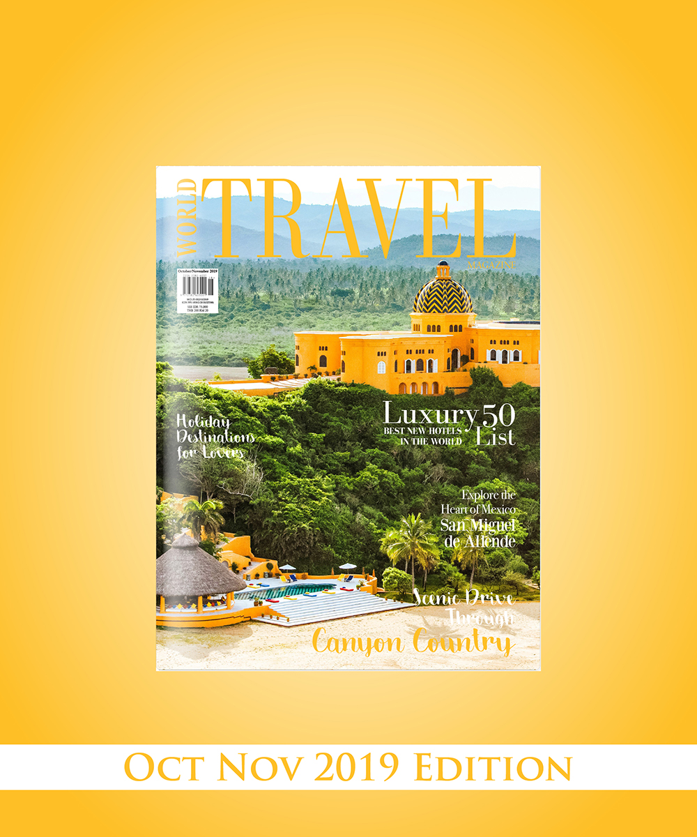 World Travel Magazine, November 2019