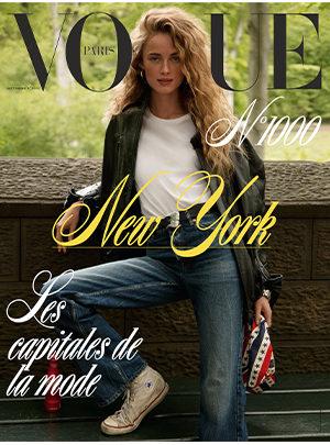 Vogue France, October 2019